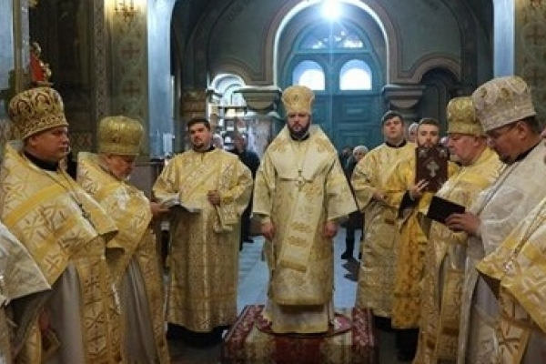 Шосту річницю очолення Рівненської єпархії відзначив Архієпископ Іларіон