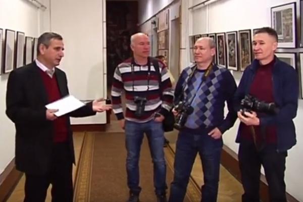 Виставка «Одеса – Стамбул: два погляди» об'єднала рівнян (Відео)