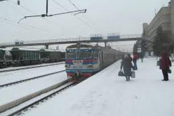 Через ремонтні роботи 29-31 січня змінено графік деяких залізничних маршрутів