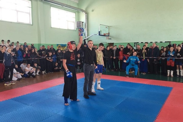 На Рівненщині змагалися у бойовому гопаку (Фото)