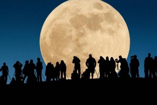 Перше місячне затемнення 2018 року рівняни спостерігатимуть 31 січня