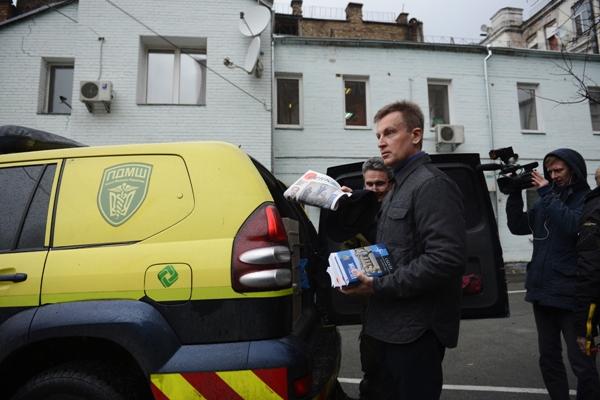Валентин Наливайченко: «Ми знаємо як будувати український світ на звільнених територіях»