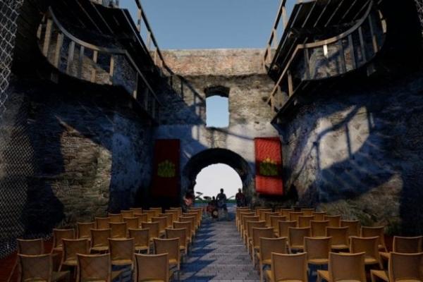 На Острожчині з'явиться «Культурний барбакан» (Відео)