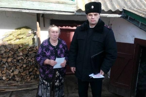 На Гощанщині бійці ДСНС провели рейд (Фото)