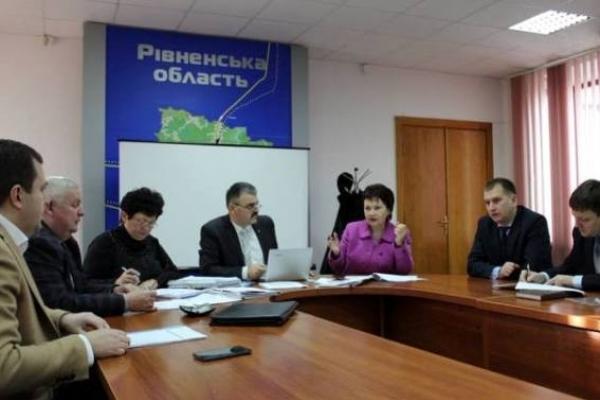 Нові сільські амбулаторії будуватимуться на Рівненщині