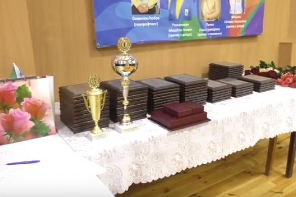 У Рівненому нагородили «Нашу спортивну гордість» (Відео)