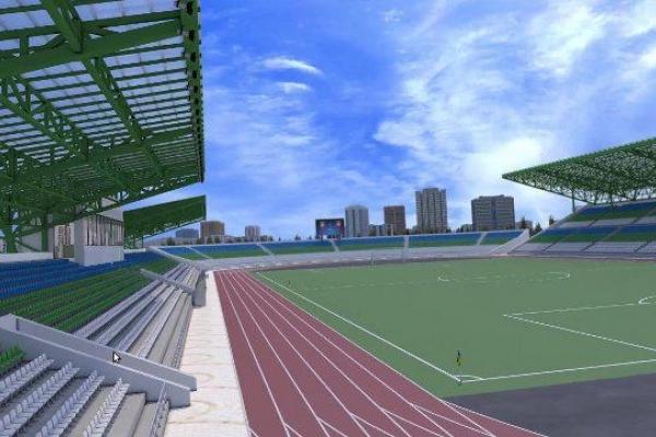 У Рівному просять надати публічний звіт щодо реконструкції стадіону