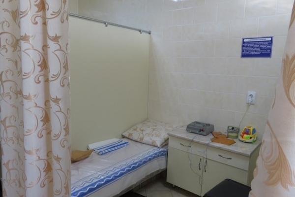 В районній лікарні на Рівненщині зробили капітальний ремонт одного з відділень (Фото)