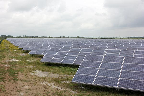 На Рівненщині планують створити масштабну сонячну електростанцію