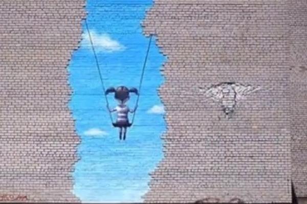 Вулиці Рівного прикрасять мурали (Відео)