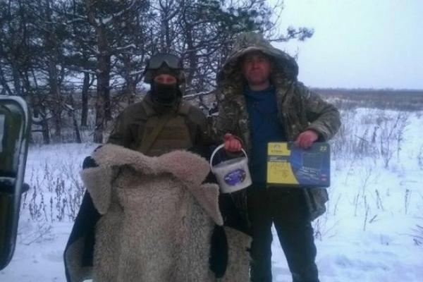 Військові з Рівненщини отримали допомогу (Фото)