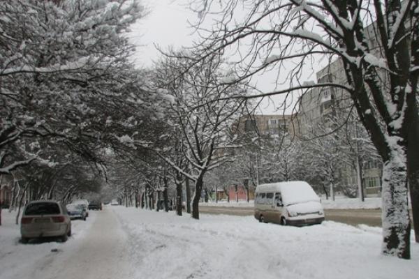 Sinoptik: Погода в Рівному та Рівненській області на вівторок, 13 лютого