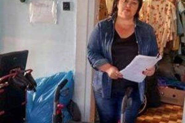 Малозабезпеченим на Рівненщині надали допомогу