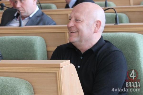 Драганчук більше не голова: депутати обрали нового очільника облради