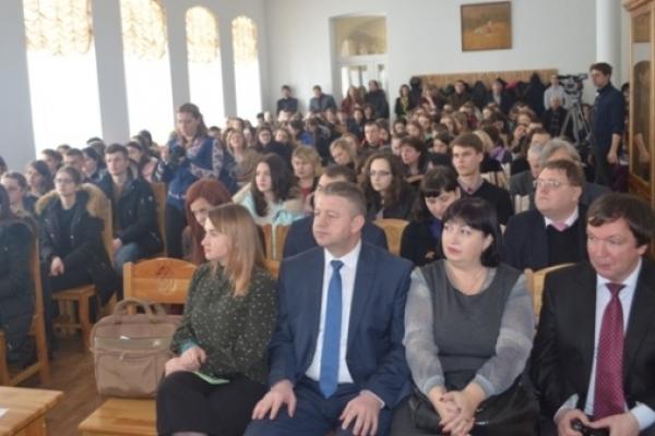 В Острозькій академії презентували кодекс академічної доброчесності закладу