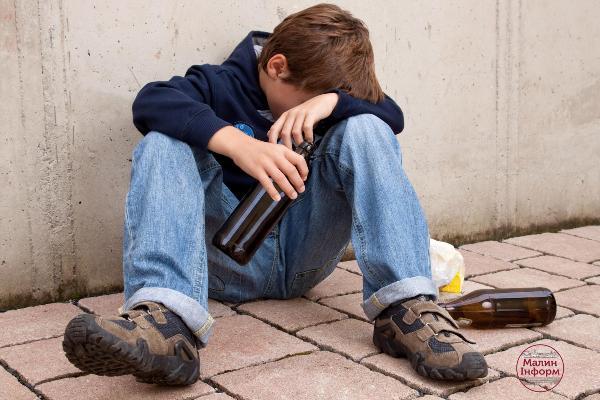 На Рівненщині активізують боротьбу з продажем алкоголю та тютюну неповнолітнім