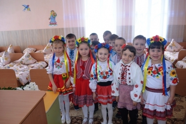 На Рівненщині відкрили дитсадок (Фото)