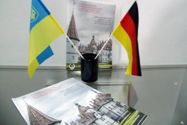 У Рівному відкрили мобільну виставку про німців в Україні