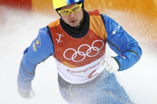 Олександр Абраменко приніс Україні перше «золото» у фрістайлі на Олімпійських іграх 2018 (Фото, відео)