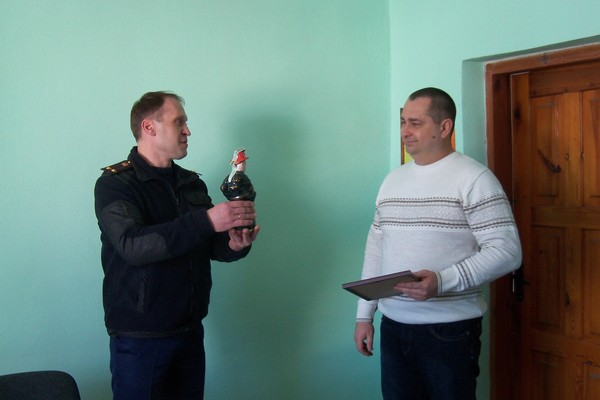 Під час пожежі житель Рівненщини врятував жінку (Фото)