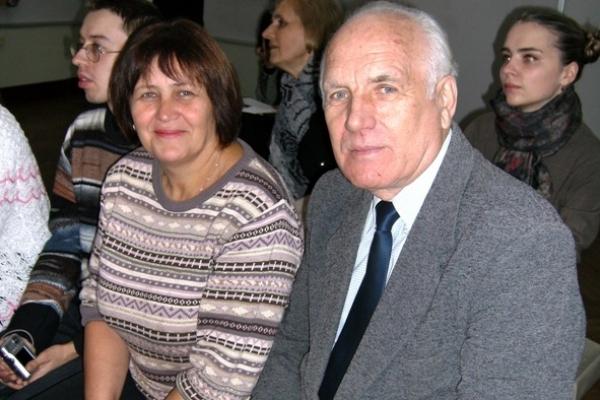 Рівняни вшанували пам'ять відомого журналіста і краєзнавця Івана Пащука у день його 80-річчя