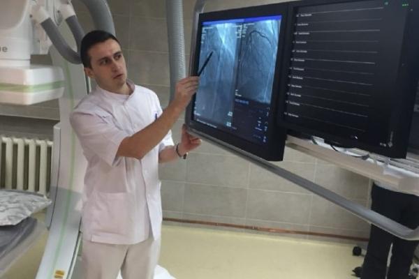 У Рівному запрацював потужний серцево-судинний Центр