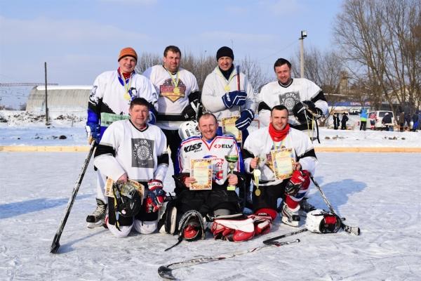 Здолбунівські хокеїсти перемогли в міжобласному турнірі