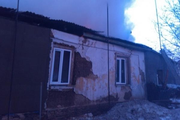 На Рівненщині під час пожежі постражав чоловік (Фото)