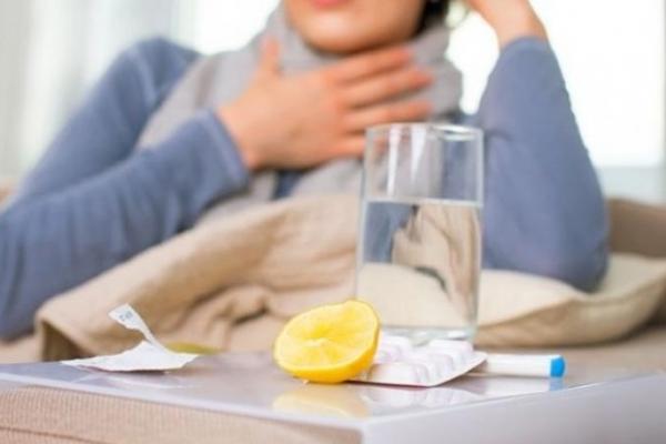 Кількість хворих на грип та ГРІ в області зменшується