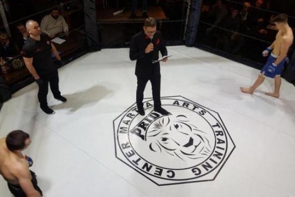 Турнір зі змішаних єдиноборств «WEST FIGHT 26: COLOSSEUM» провели у Рівному
