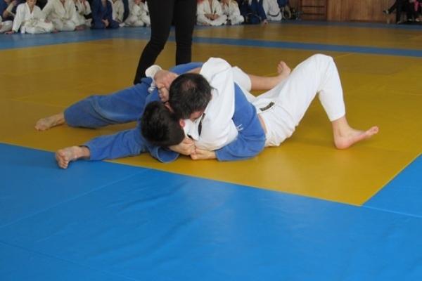 Рівняни взяли участь у чемпіонаті України з дзюдо серед спортсменів з вадами зору (Фото)