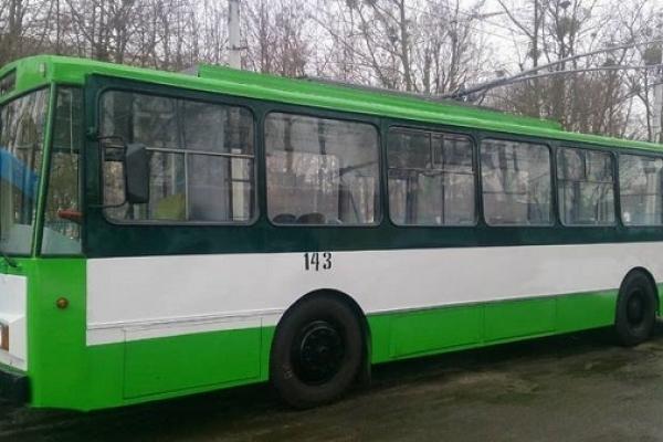 Ще один рівненський тролейбус можна відслідкувати онлайн
