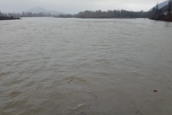 На Рівненщині підвищується рівень води