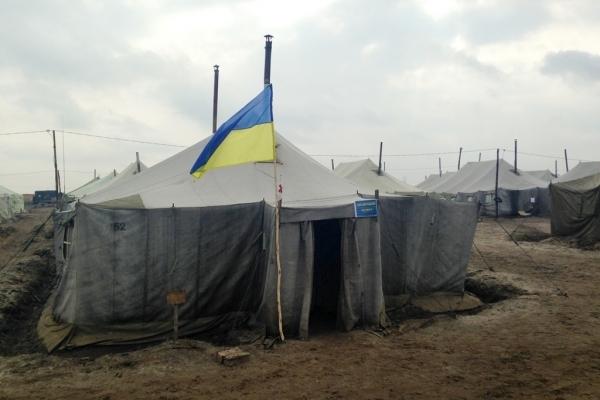 Прокурори перевіряли, як на Рівненському полігоні живуть бійці