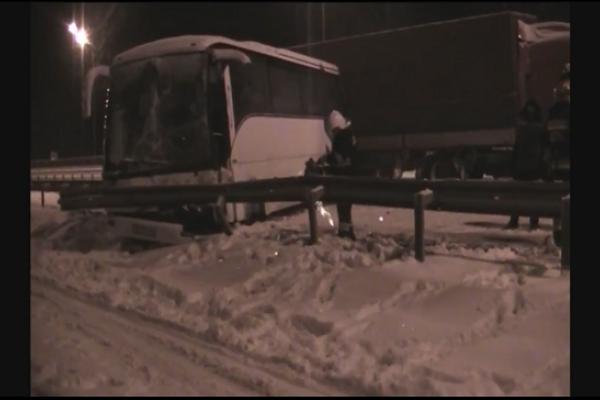 Рятувальники надавали допомогу по ліквідації ДТП за участю семи транспортних засобів на трасі «Київ-Чоп» (Фото, відео)