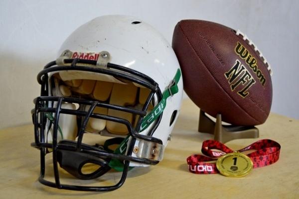 Команда з американського футболу з Рівненщини мріє відкрити соціальний спортзал (Фото)