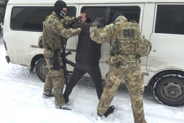 На Рівненщині СБУ затримала колишнього бойовика терористичної організації «ДНР»