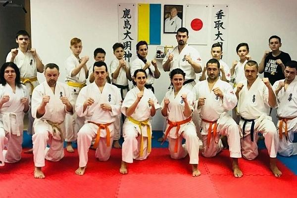 У Рівному відбудуться змагання з кйокушінкаі карате унія (Фото)