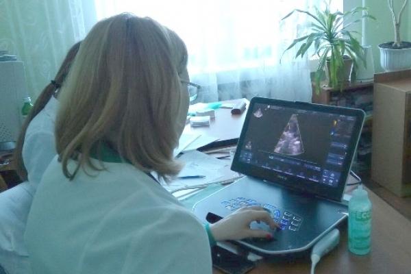 Сьогодні в Рівненському діагностичному працюють хірурги з Інституту серця МОЗ України