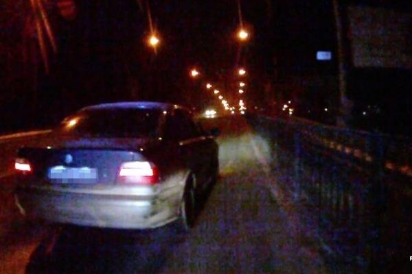 У Рівному п'яний водій намагався дати хабаря патрульним поліцейським