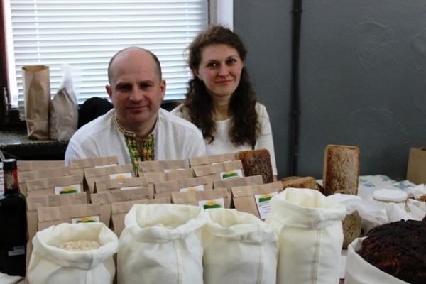 Органічне виробництво розвиватимуть у Рівненській області