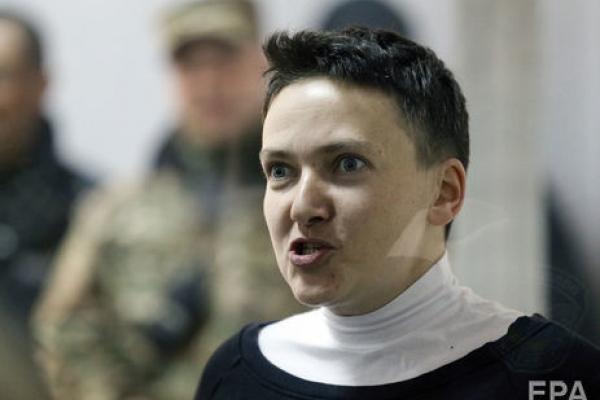 Апеляційний суд Києва залишив Савченко під вартою