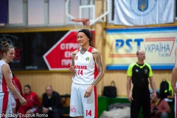 Рівнянка знову стала найціннішим гравцем тижня жіночої «Суперліги»