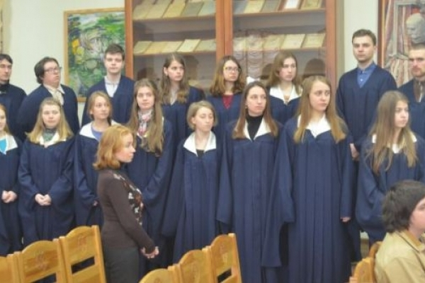 В Острозі відбувся ХІІІ конкурс «Учитель року» для педагогів, які працюють з духовністю та мораллю