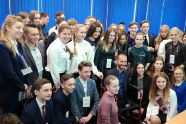 Учнівські лідери України створили Національну дитячу раду, яка матиме голос у Верховній Раді