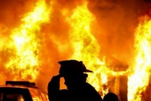 На Рівненщині рятувальники за добу ліквідували три пожежі