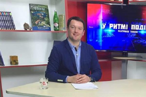 Відомий журналіст з Рівного прожив два тижні «на воді» (Фото)