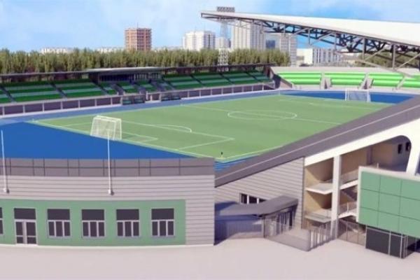 До реконструкції стадіону «Авангард», що у Рівному, внесуть зміни