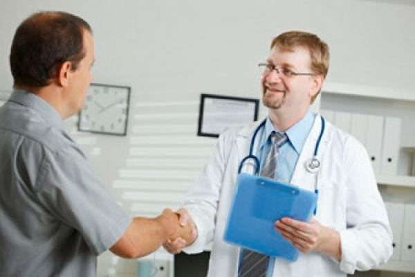 Рівненські лікарі вивчають сучасні методи лікування