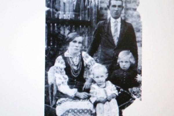 Онися Саковська з Дерманя – наймолодша вчителька УПА